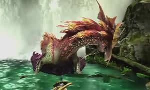 海竜種っぽいモンスター
