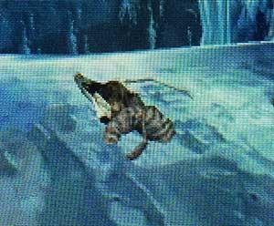 レア骨オブジェの画像